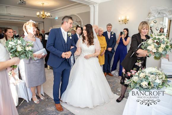 Steve & Nicola - Statham Lodge Wedding 00251