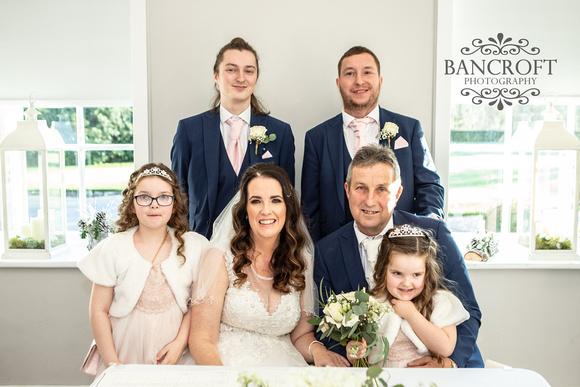 Steve & Nicola - Statham Lodge Wedding 00346