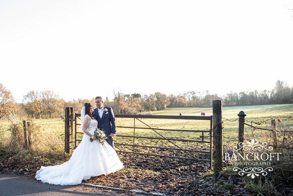 Steve & Nicola - Statham Lodge Wedding 00383
