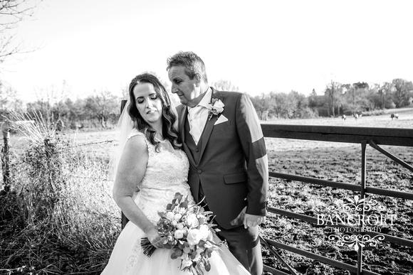 Steve & Nicola - Statham Lodge Wedding 00392