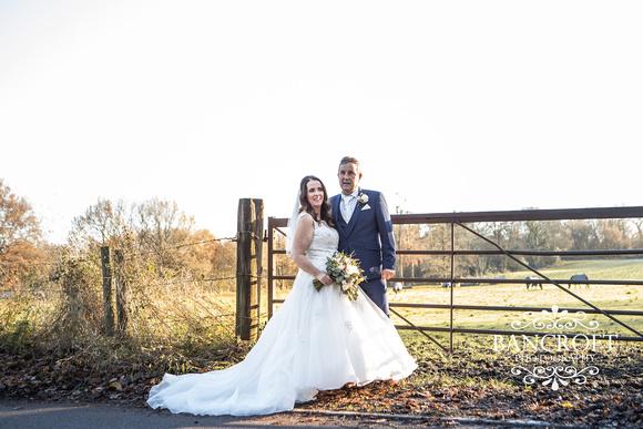 Steve & Nicola - Statham Lodge Wedding 00395