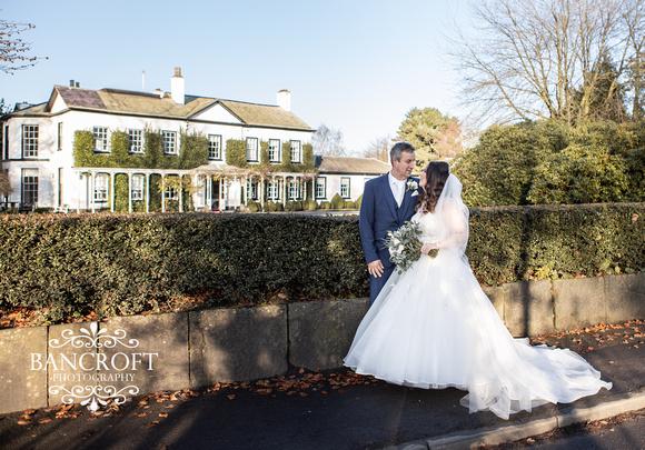 Steve & Nicola - Statham Lodge Wedding 00403