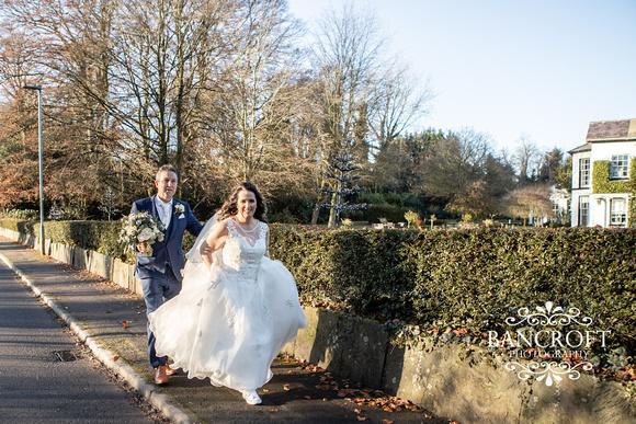 Steve & Nicola - Statham Lodge Wedding 00412