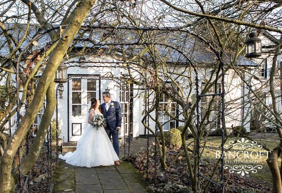 Steve & Nicola - Statham Lodge Wedding 00433