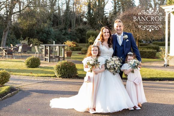 Steve & Nicola - Statham Lodge Wedding 00490