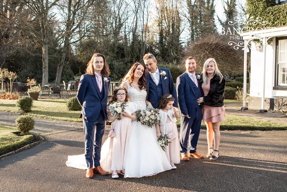 Steve & Nicola - Statham Lodge Wedding 00496