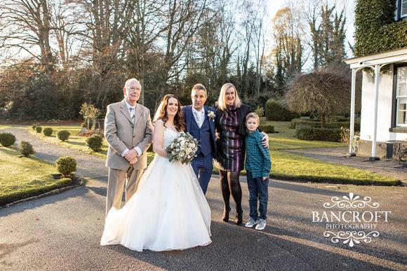 Steve & Nicola - Statham Lodge Wedding 00545