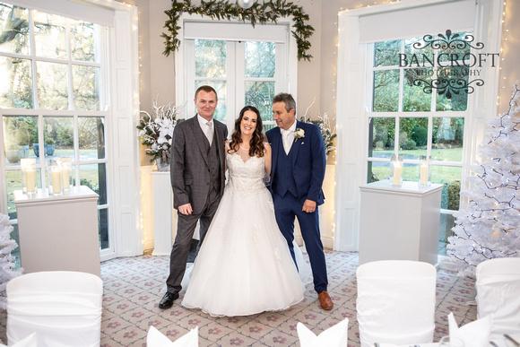 Steve & Nicola - Statham Lodge Wedding 00578