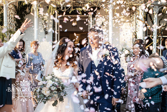 Steve & Nicola - Statham Lodge Wedding 00590