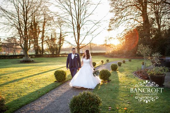 Steve & Nicola - Statham Lodge Wedding 00622