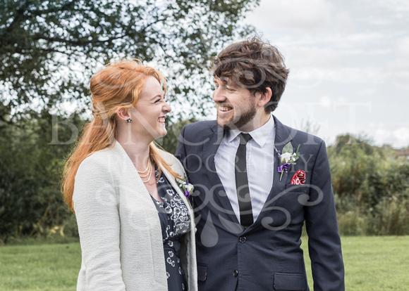 Martin & Nicola - Village on the Green Wedding -02164