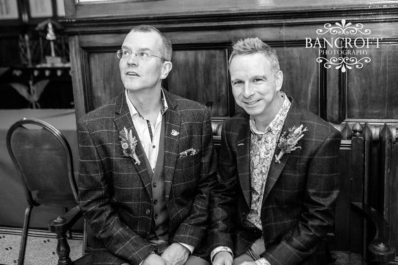 Mark & Geoff - Liverpool Town Hall Wedding  00161