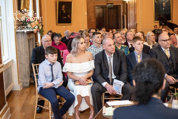 Mark & Geoff - Liverpool Town Hall Wedding  00269