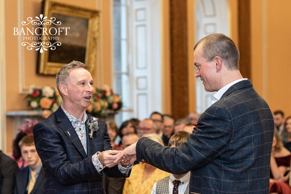 Mark & Geoff - Liverpool Town Hall Wedding  00346