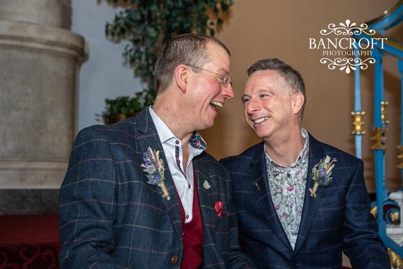 Mark & Geoff - Liverpool Town Hall Wedding  00792
