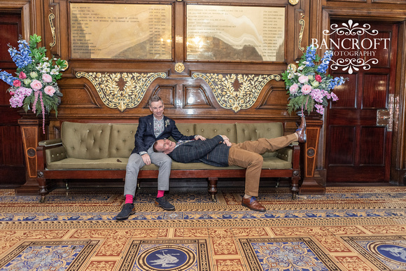 Mark & Geoff - Liverpool Town Hall Wedding  00805