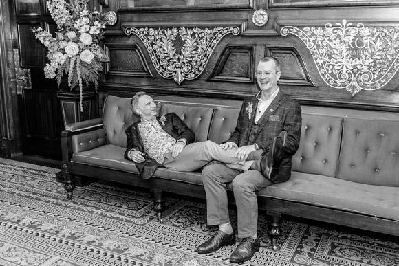 Mark & Geoff - Liverpool Town Hall Wedding  00812