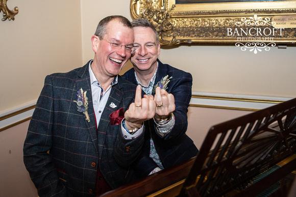 Mark & Geoff - Liverpool Town Hall Wedding  00829