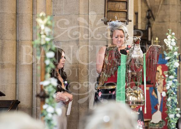 Martin & Nicola - Village on the Green Wedding -01300