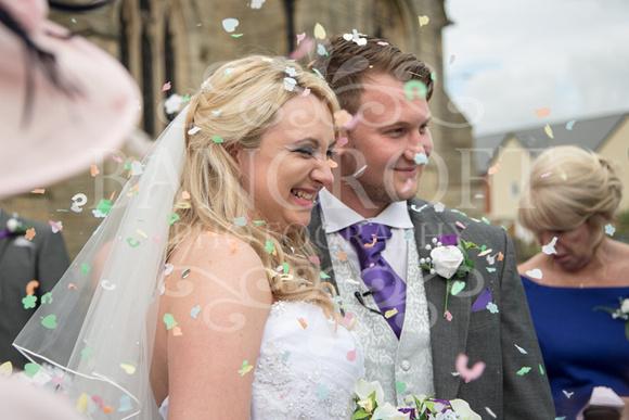 Martin & Nicola - Village on the Green Wedding -01542