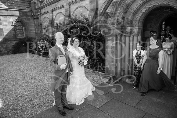 Robert & Kim Thornton Hall Wedding 2843