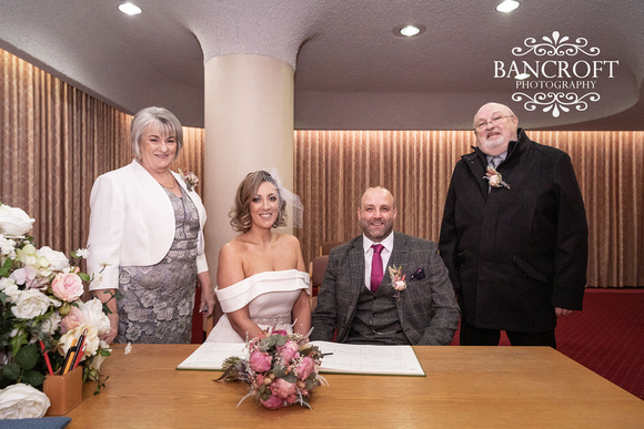 Michelle & Mark Chester Wedding 00146