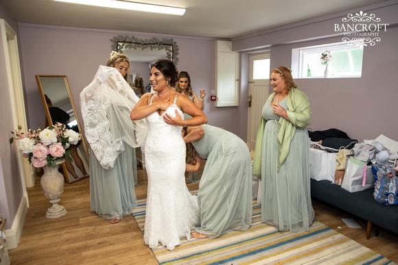 Sam & Heather - Abbeywood Wedding  00213