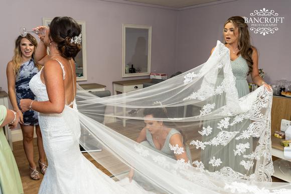 Sam & Heather - Abbeywood Wedding  00232
