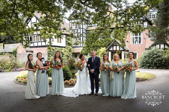 Sam & Heather - Abbeywood Wedding  00248