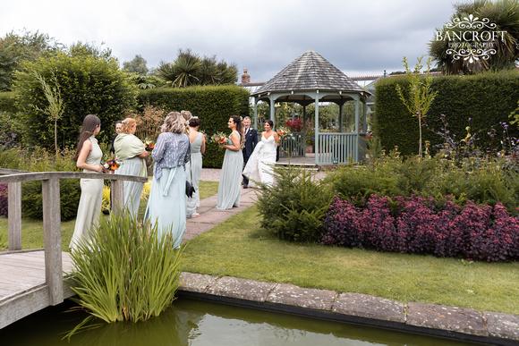 Sam & Heather - Abbeywood Wedding  00283