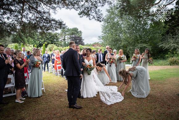 Sam & Heather - Abbeywood Wedding  00346