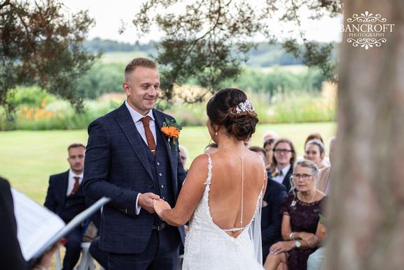Sam & Heather - Abbeywood Wedding  00409
