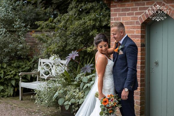 Sam & Heather - Abbeywood Wedding  00515