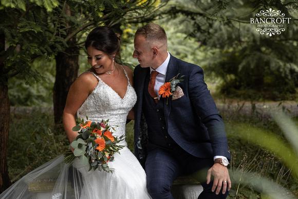 Sam & Heather - Abbeywood Wedding  00558