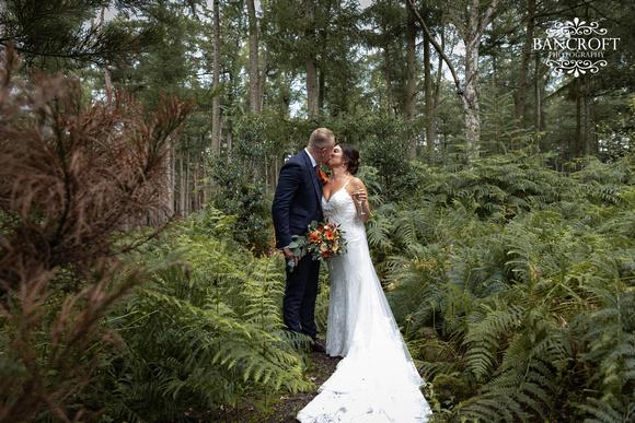 Sam & Heather - Abbeywood Wedding  00577