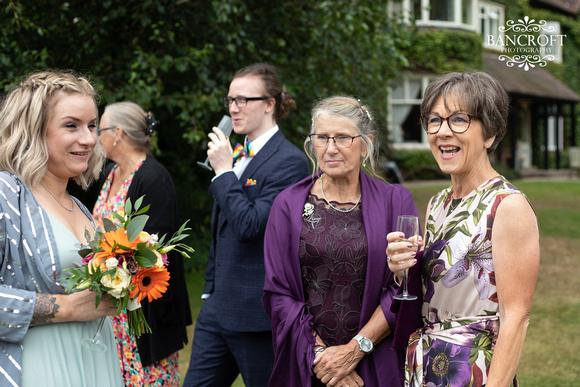 Sam & Heather - Abbeywood Wedding  00594