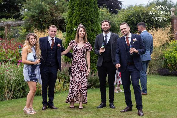 Sam & Heather - Abbeywood Wedding  00613