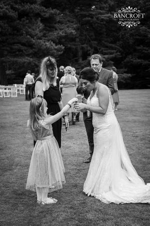 Sam & Heather - Abbeywood Wedding  00638
