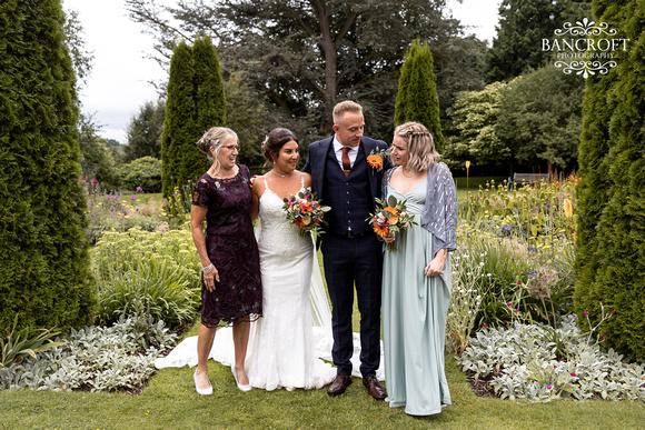 Sam & Heather - Abbeywood Wedding  00692