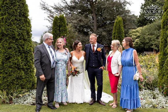Sam & Heather - Abbeywood Wedding  00705