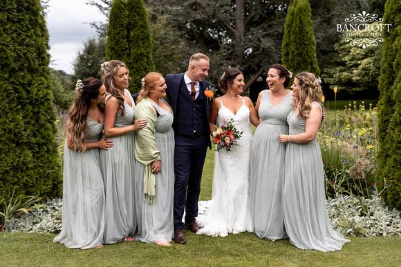 Sam & Heather - Abbeywood Wedding  00717
