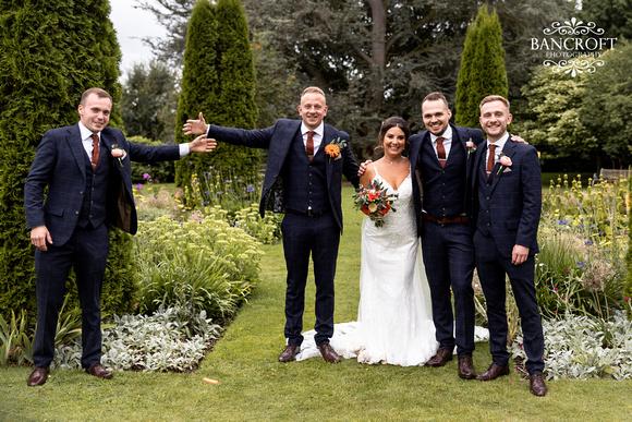 Sam & Heather - Abbeywood Wedding  00723