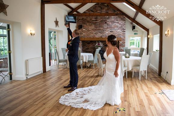 Sam & Heather - Abbeywood Wedding  00811