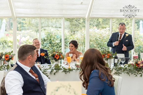 Sam & Heather - Abbeywood Wedding  00918
