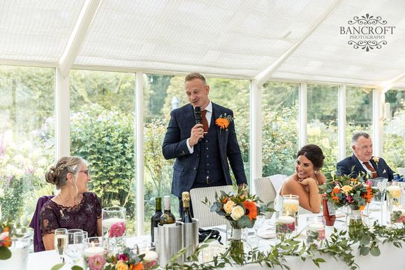 Sam & Heather - Abbeywood Wedding  00960