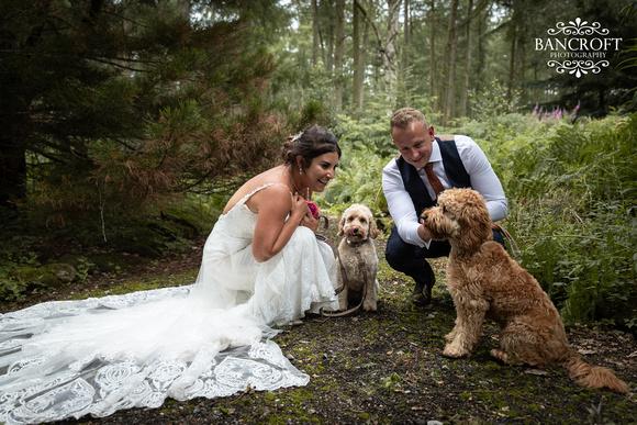 Sam & Heather - Abbeywood Wedding  01039
