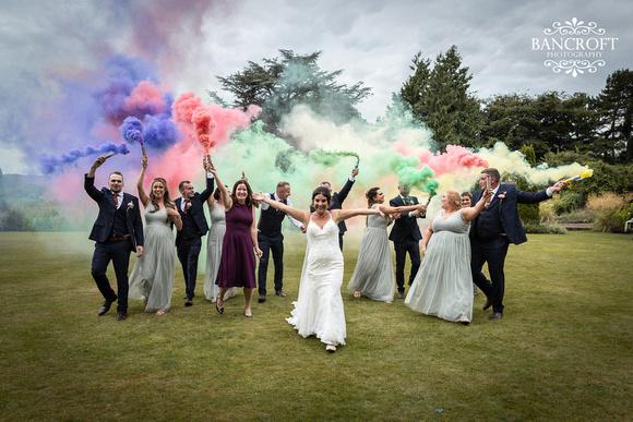 Sam & Heather - Abbeywood Wedding  01072