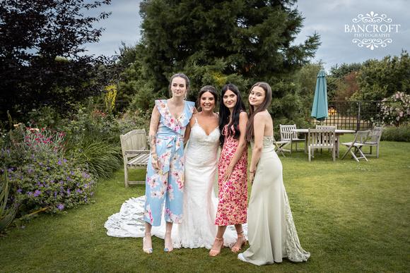 Sam & Heather - Abbeywood Wedding  01142