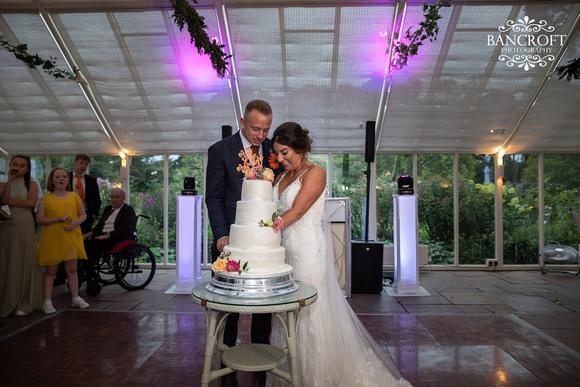Sam & Heather - Abbeywood Wedding  01164