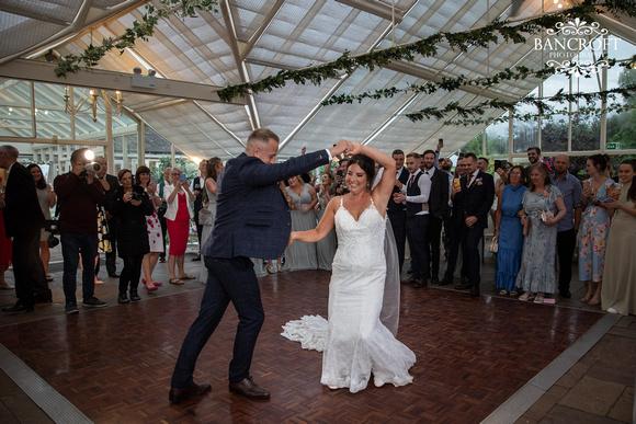 Sam & Heather - Abbeywood Wedding  01171